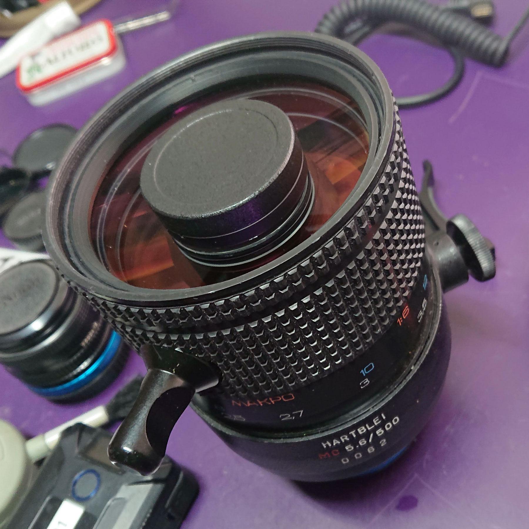 Hartblei 500mm